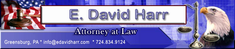 E. David Harr - Attorney at Law
